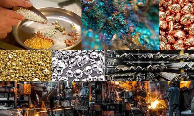 تحلیل تکنیکال شاخص فلزات 21 اردیبهشت